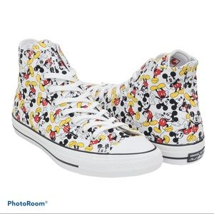 Converse All Star Mickey Mouse Japan Exclusive